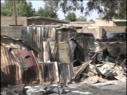 Military Reclaims Bama From Boko Haram Says National Security Briefing Centre