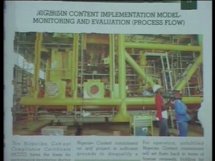 Executive Secretary Of NCDMB Industrial Park Training Hail Its Establishment