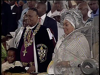 The Esama Of Benin Chief Gabriel Igbinedion Celebrates 80th Birthday