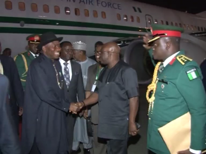 Jonathan In Kenya To Participate In The African Union`s Peace And Security Council Meeting