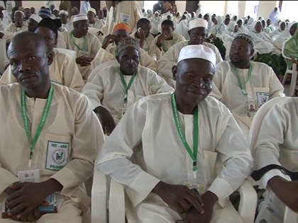 FCT Flags Off 2014 Hajj Operations