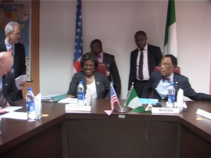 Nigeria-United States Bi-National Commission Opens Third Session In Abuja