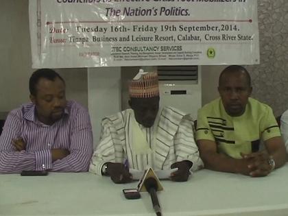 Councillors' Forum Endorses President Goodluck Jonathan