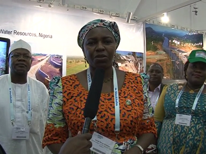 Nigerians Exhibit Projects And Resources At World Water Week