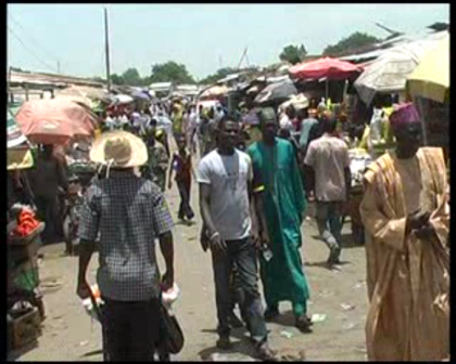 Normal Economic Activities Goes On Despite Rumour of Possible Attack In Maiduguri