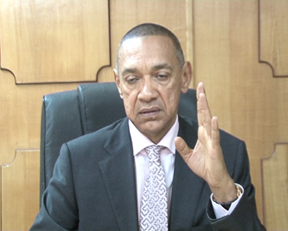 FRCN Board of Directors Chairman, Ben Bruce Meets With Management
