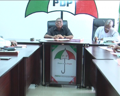 Adamawa 2014 Guber Election, PDP Aspirants Kick Against Imposition