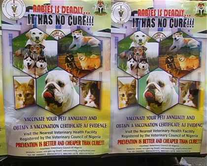 2014 World Rabies Day; Public Awareness on Available Free Treatment For Victims