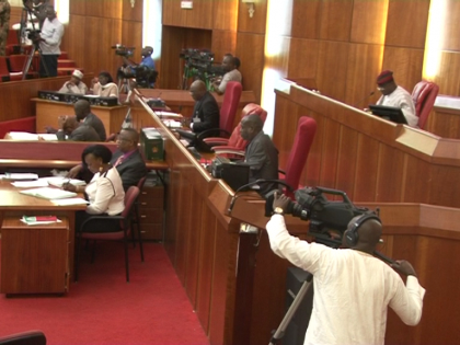 Senate Commends Federal And Lagos State Governments Over Efforts In Containing Ebola