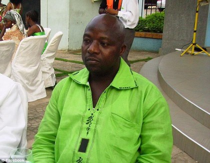 Thomas Eric Duncan, the first patient to be diagnosed with Ebola outside of Africa