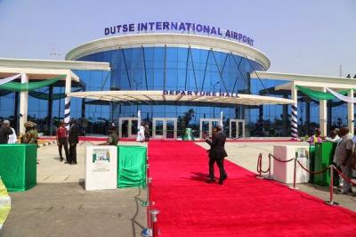 Jonathan Commissions Dutse Airport in Jigawa State