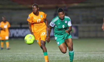 President Jonathan urges Super Falcons to Dominate African Women's Football 2014 Finals