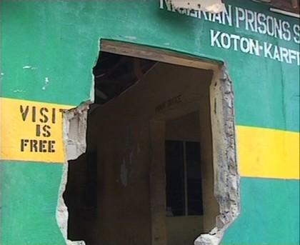 Gunmen Attack Kotokarfe Prison