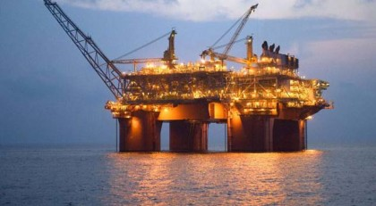 Chevron's Offshore Oil Facility In Bayelsa