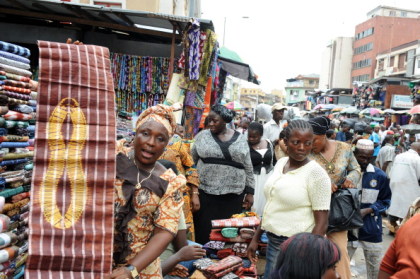Women in Market in Lagos, Nigeria (Photo: Getty Images)