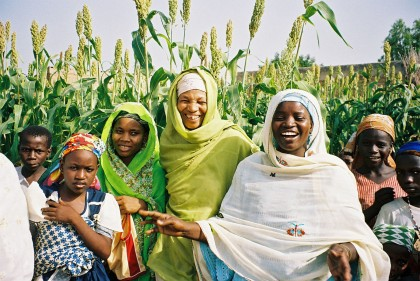 Women at a Farm in Nigeria(Photo: NigeriaIntel)
