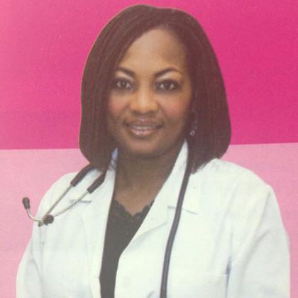 Dr Stella Adadevoh