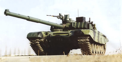 T-72 tanks now being Deployed by the Nigerian Military in the fight against Boko Haram