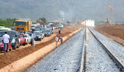 Photos from a Railway link in Kaduna