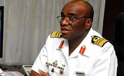 Chief of Defence Staff, Admiral Ola Sa'ad Ibrahim
