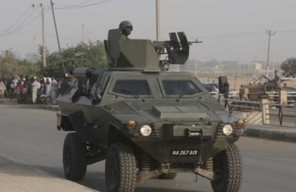 APC Nigerian Army