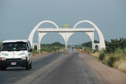 Damaturu Town Entrance Gate