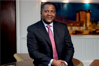 Dangote Group Expand Investments into Agriculture, Mining