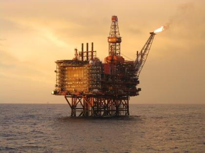 Offshore Oil exploration
