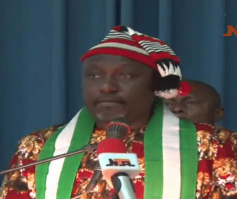 "Okorocha Laments: ""One Of The Greatest Danger Of Colonisation Is The Removal Of Our Culture"""