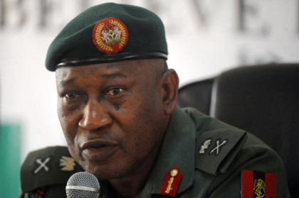 Major Gen. Chris Olukolade