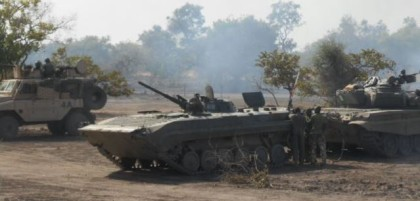 Nigerian Military Destroys Ten More Camps in Sambisa Forest