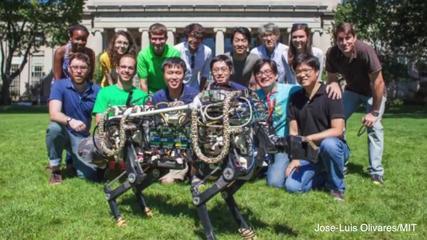 MIT Robotic Cheetah Team