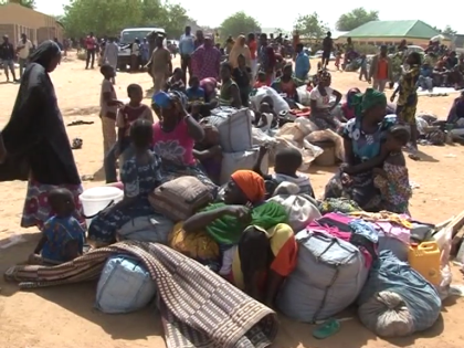 Nigerian Returnees from Niger