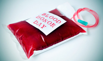 Blood Donor Day (Photo: Internet)