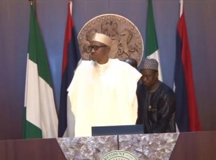 His Excellency President Muhammad Buhari