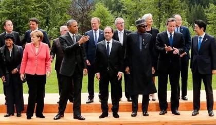 G7 to support Buhari