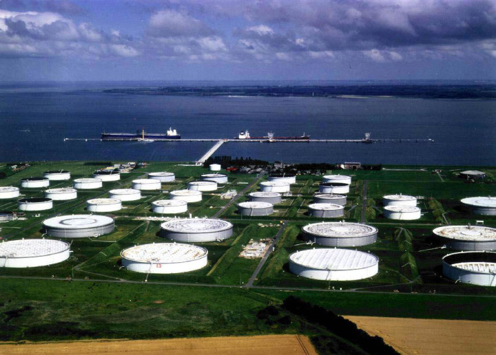 Crude Oil Tank Reserve
