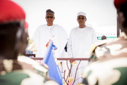 President Buhari And President Deby