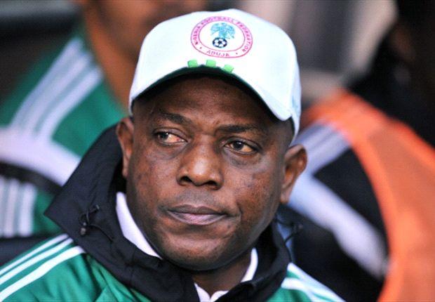 Coach Stephen Keshi of Nigeria