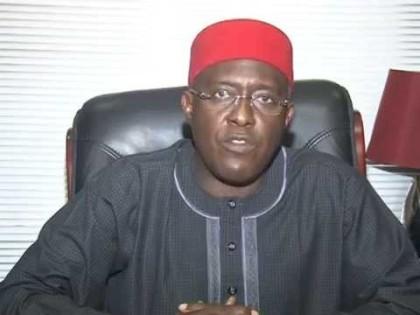Mr Olisa Metuh PDP's spokesman