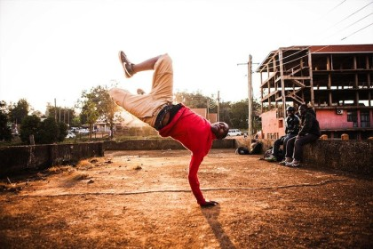 Shake the Dust, A Documentary film Shows How Break Dancing Unites the World
