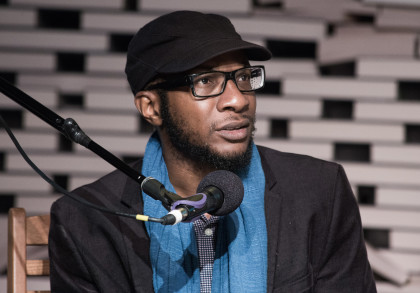 Teju Cole  curator of  One Night in Lasgidi