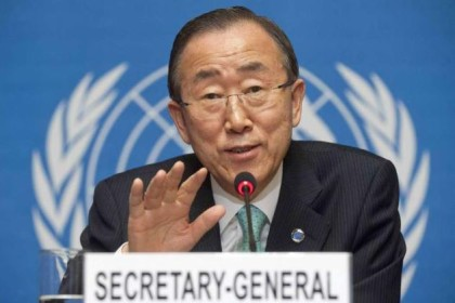 UN Chief Renew Call to Support MNJTF Against Insurgency