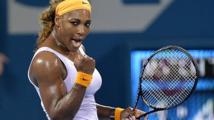 Serena Williams(PHOTO: GETTY Images)