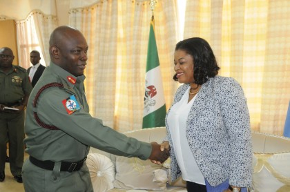 Nigerian Military To Partner With NIGCOMSAT For Optimal Performance