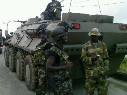 Nigerian Military Re-Affirms Commitment To Annihilate Insurgency
