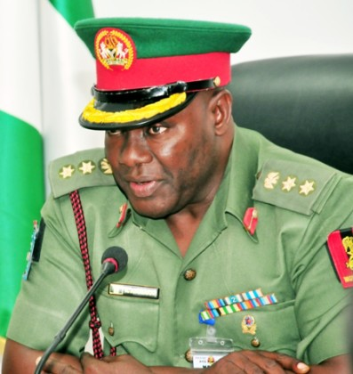 Col. Rabe Abubakar The Director of Defence Information