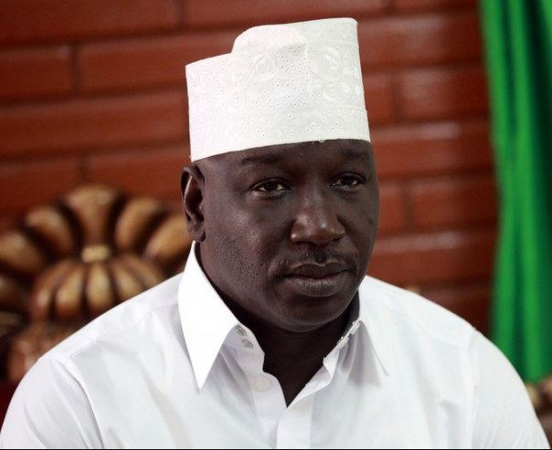 Zannah Umar Mustapha, Depute Governor of Borno State who said to have died in his sleep