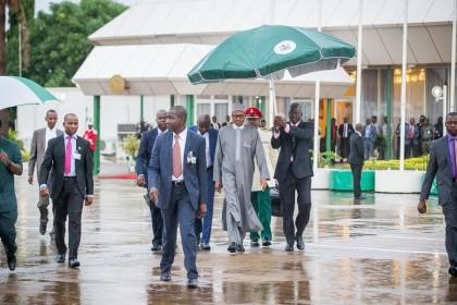 President Buhari Leaving For US