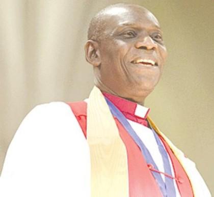 Bishop Josiah Idowu-Fearon